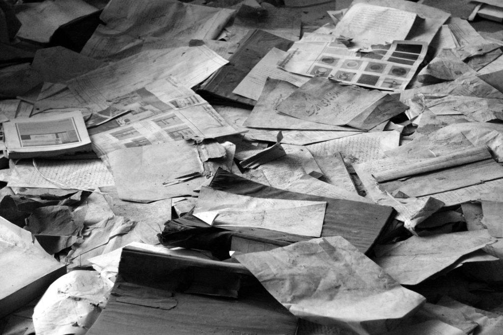 Zeitungen in der Krise, Print Medien in der Krise